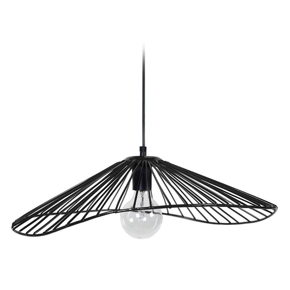Suspension Noire Gaelle En 2019 Suspension Luminaire