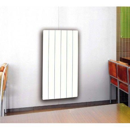 Radiateur électrique vertical Classic de Valderoma #vitahabitat - Peindre Un Radiateur Electrique