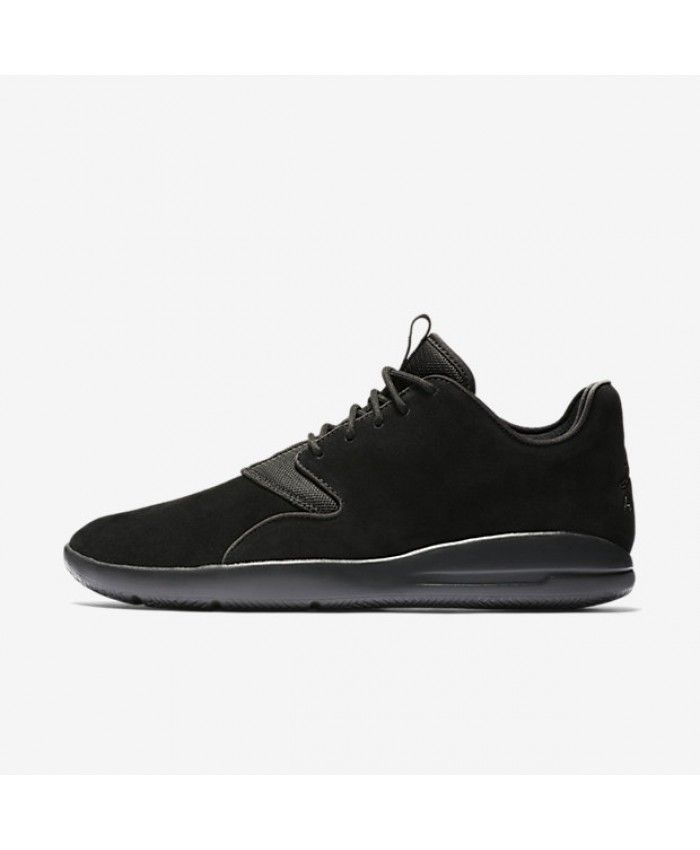 91445590ad7 Jordan Eclipse Leather Black Black 724368-010 | air-jordan4 | Nike ...