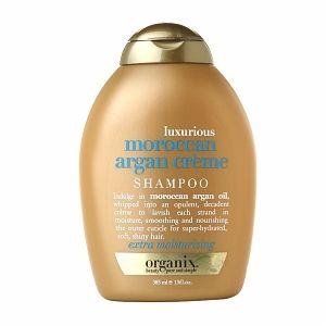 Ogx Shampoo Moroccan Argan Creme Anti Frizz Shampoo Anti Frizz Products Organix Shampoo