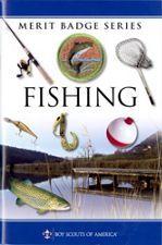 Fishing merit badge pamphlet bsa pinterest merit for Fishing merit badge