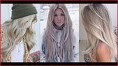 Lovely Best Light ash Blonde Hair Color Gallery Of Hair Color Tutorials #Tweet b #lightashblonde