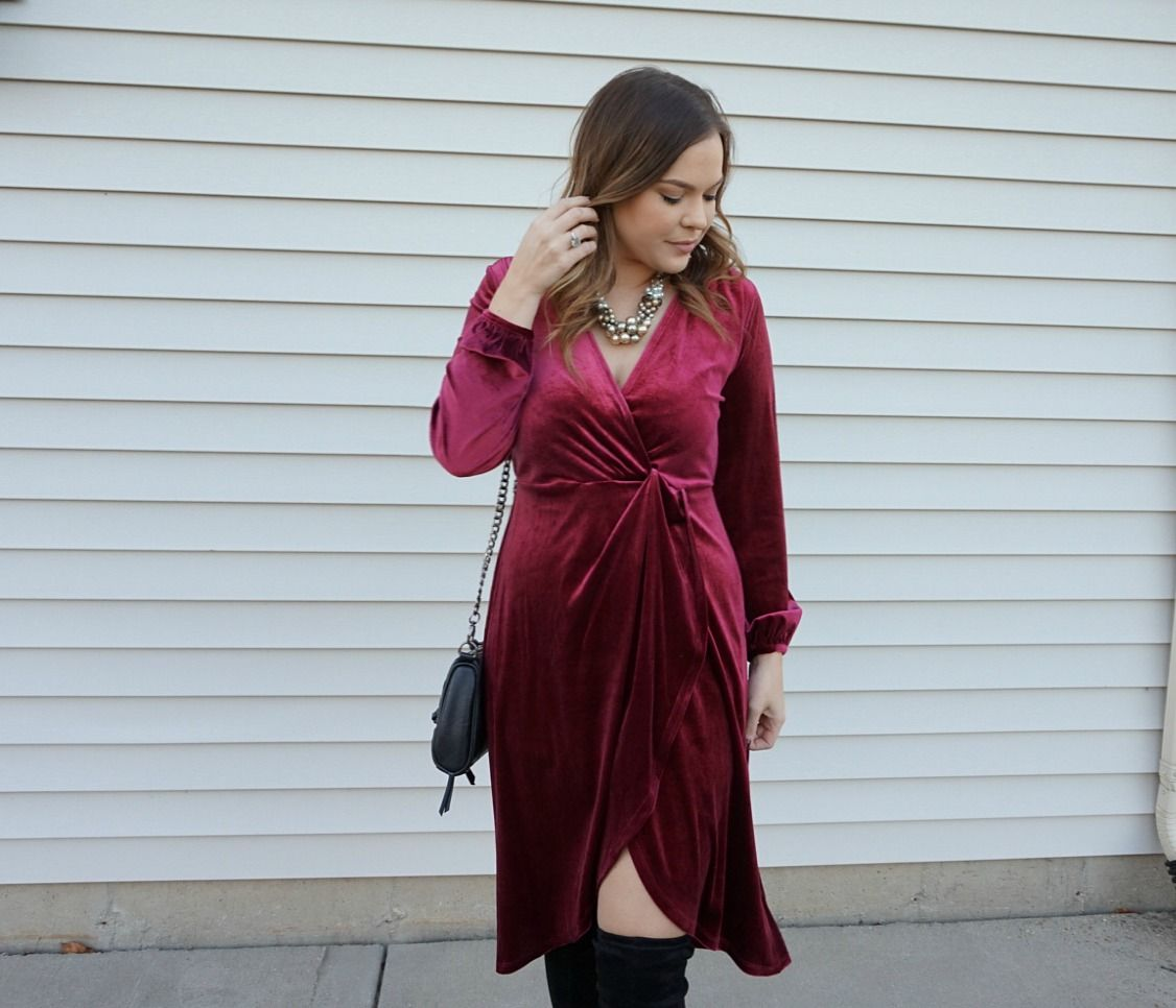 Last Minute, Affordable Holiday Party Outfits #holidayoutfits ...