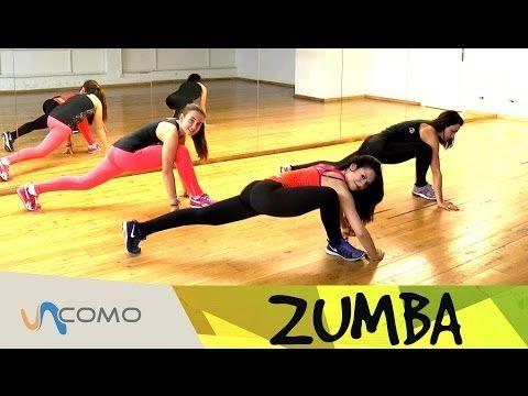 Los mejores estiramientos para practicar Zumba - YouTube