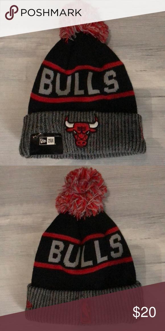07905026688 promo code for mens cleveland cavaliers new era gray black rebound cuffed  knit hat with pom 8637f 619b5  ebay chicago bulls new era nba court force pom  knit ...