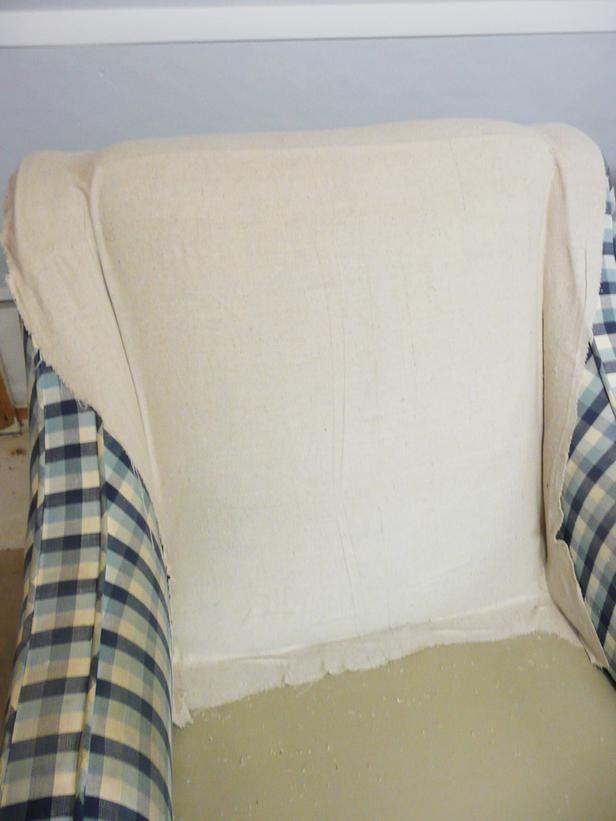 how to make arm chair slipcovers for less than 30 diy pinterest rh pinterest com