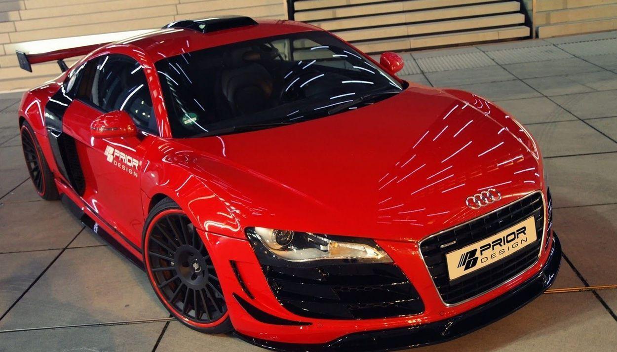 Préférence Tuning : Audi R8 par Prior Design | Le tuning et Luxe BG04