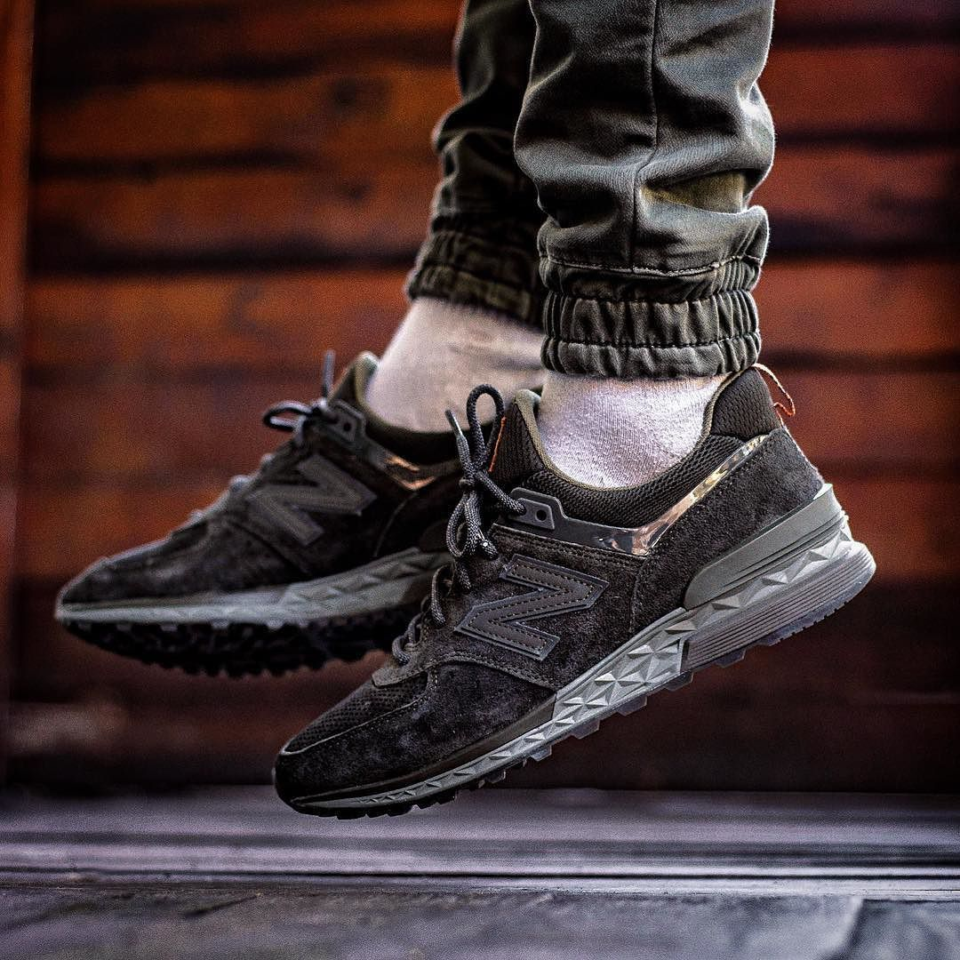 4ef0d23208e3 NEW BALANCE 574 SPORT MS574CA 13000  sneakers76 store online ( link in bio  )