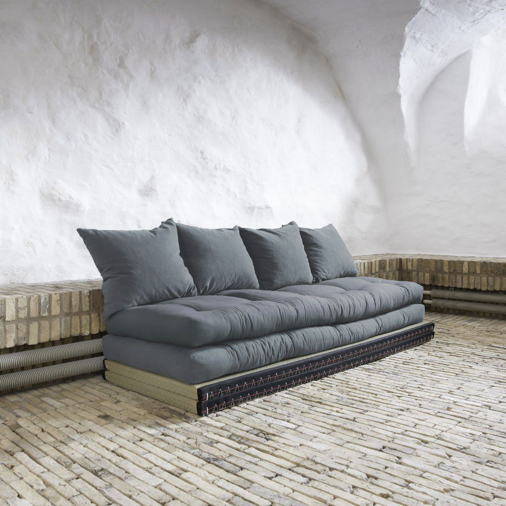 divano letto chico sofa karup con tatami e futon sofa