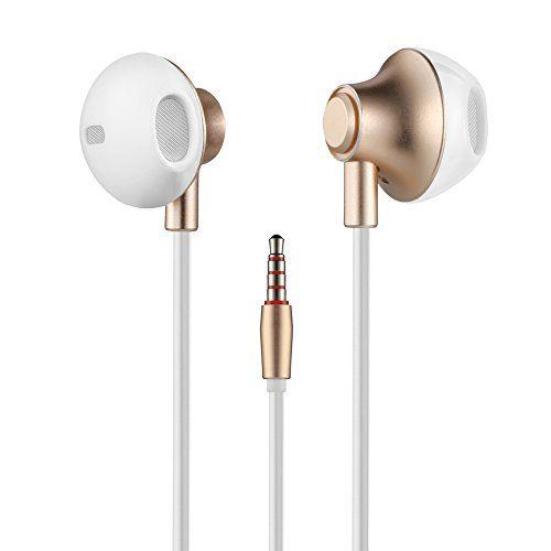 Wired In Ear Earbuds Acode 3 5mm Metal Housing Apple Earphones Headphones Best Bass Stereo Headset With Mic For Ios Iphone 6s 6 5s Earbuds Earphone Headphones
