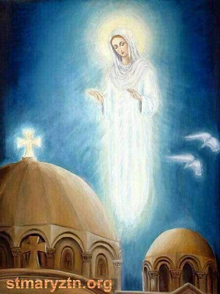 Our Lady Of Zeitoun Egypt Holy Mary Mother Of God Pinterest - Map of zeitoun egypt