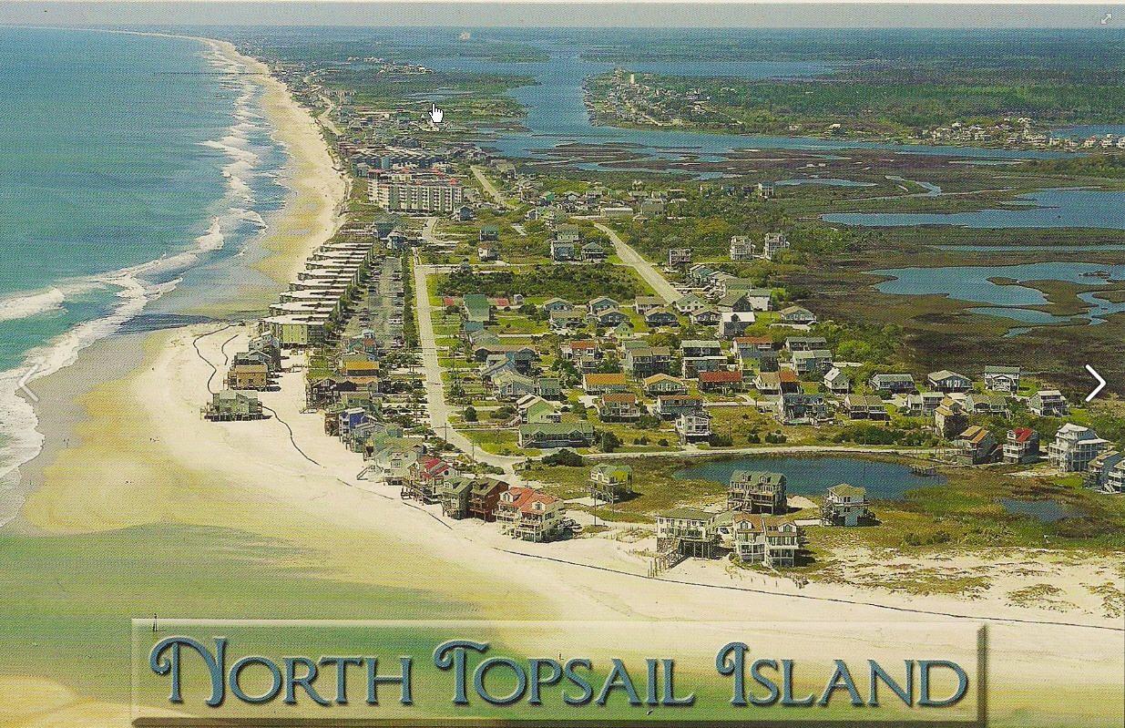 Topsail Beach Rental House