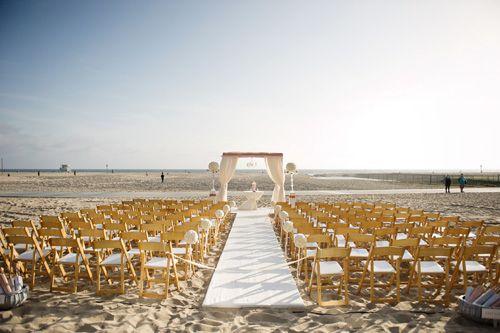 Beach Wedding At Casa Del Mar In Santa Monica From Bob Gail Events And Next Exit Photography Via Junebugweddings