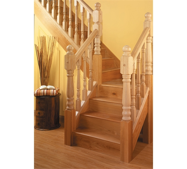 Awesome Newel Posts And Railings For Stairs   Bing Images
