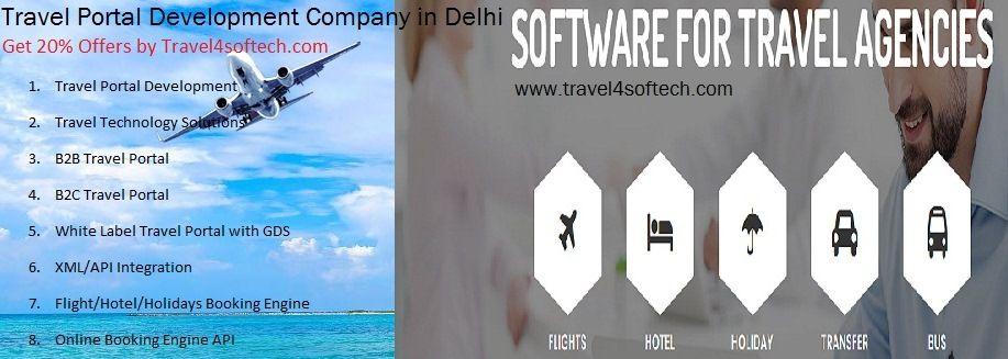 Get 20% Offers by Travel4softech com 1  Travel Portal Development 2