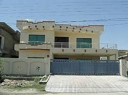 Pakistani new home designs exterior views homedesign