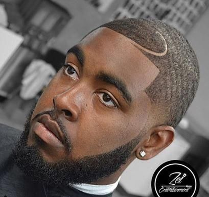 top 50 mens short hairstyles front line fade  mens