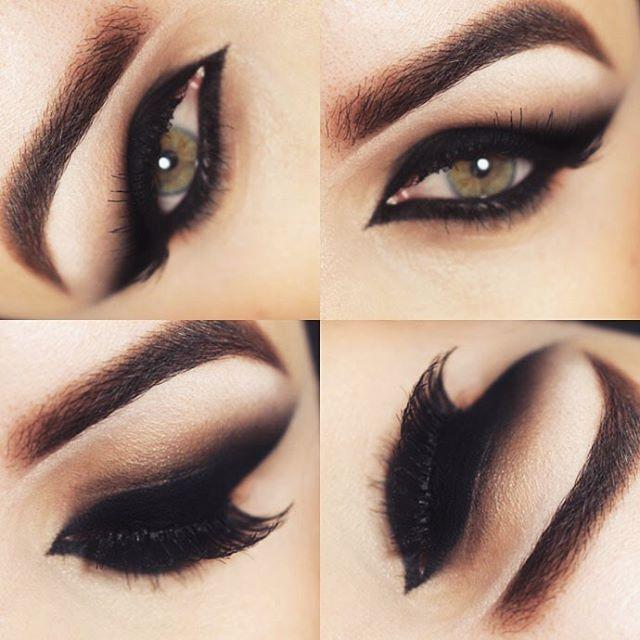 Se você ama olho preto precisa conferir o post e vídeo de hoje! Link na BIO ou pausaparafeminices.com