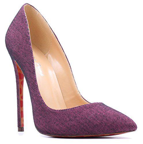 Chaussures uBeauty violettes femme PiUGXG2p4H