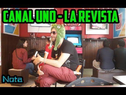 Nota Canal Uno - La Revista - Retro con Kchucho123