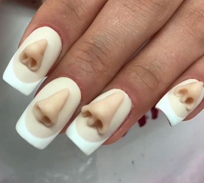 TeethNails Exist, And If You Think They Can't Get Any Worse, Watch This Video is part of nails - After fur nails, you probably thought that you had seen everything  Well, we interrupt your pleasant day to bring you teeth, on fingers  More specifically,