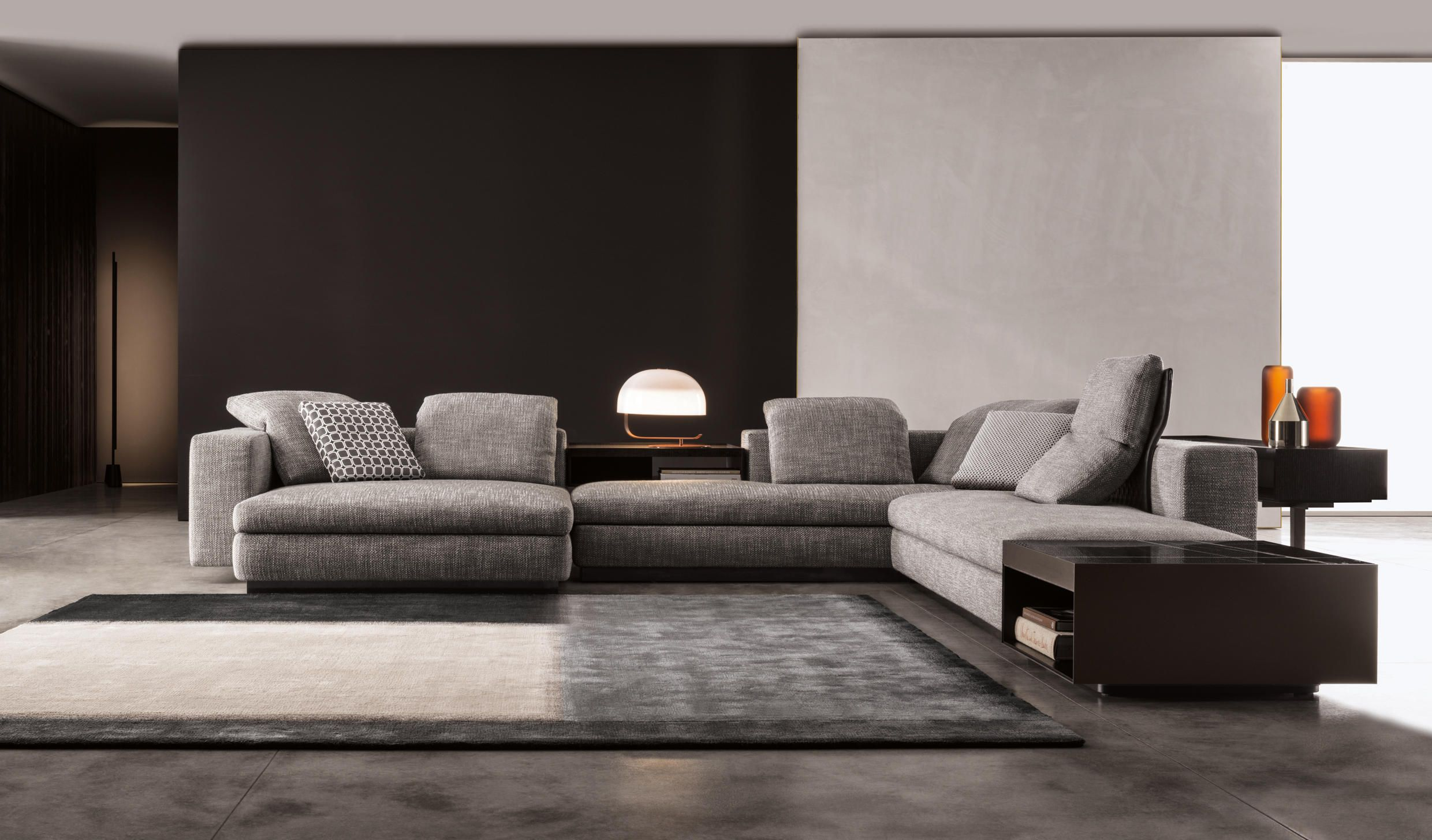Structure In Multiply Wood Seat Suspension Is Provided By Elastic Straps With A High Rubber Couches Living Room Modern Couches Living Room Modern Living Room