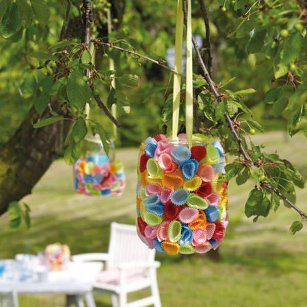▷ tischdeko basteln - decken sie den tisch mit stil ... - Tischdeko Fur Gartenparty