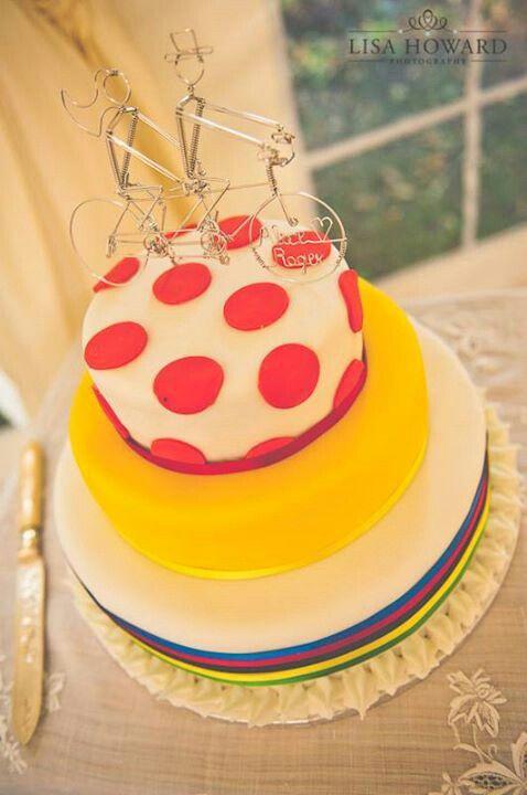 Tour De France Cake Bike Cakes Themed Wedding Cakes Cake