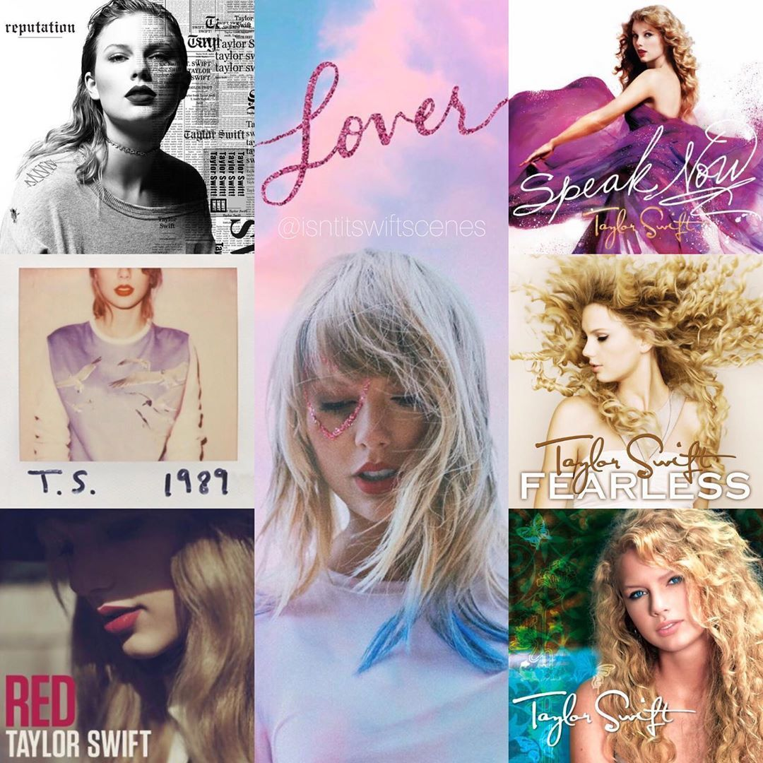 Which Album Cover Is Your Favorite I Would Say Mine Are Reputation And Speak Now Deluxe Taylor Swift Album Taylor Swift Album Cover Taylor Swift First Album