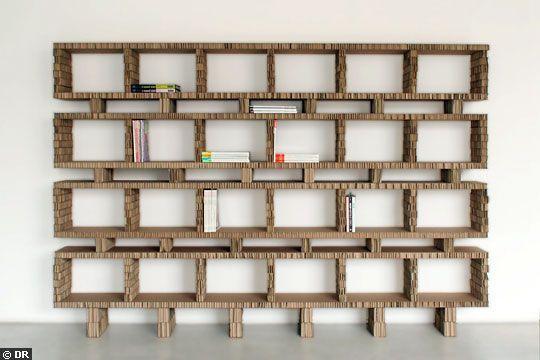 meuble : une nouvelle bibliothèque pour mes livres | dressing ... - Meuble De Bibliotheque Design