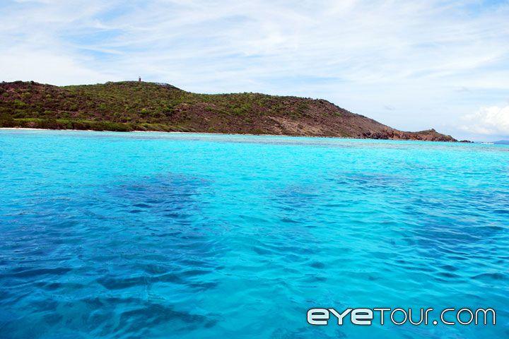 Isla Culebrita Puerto Rico