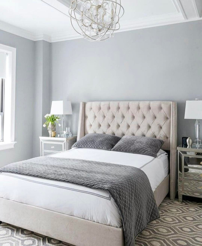 Master bedroom gray  Ver esta foto do Instagram de decoremais u  curtidas  Bedroom
