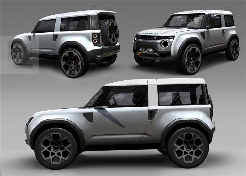 2015 land rover defender pictures