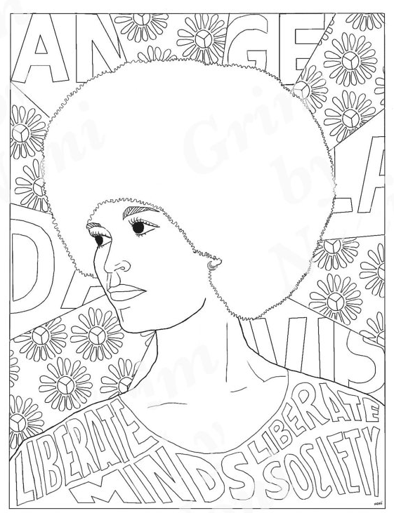21 Printable Coloring Sheets That Celebrate Girl Power Coloring Pages Coloring Sheets Coloring Pages For Kids