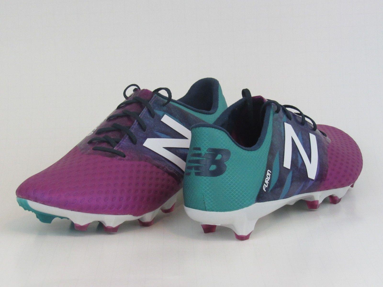 134ab3b53cd4a New Balance Furon Pro FG Mens Soccer Cleats shoes Purple/green : $180  Retail!