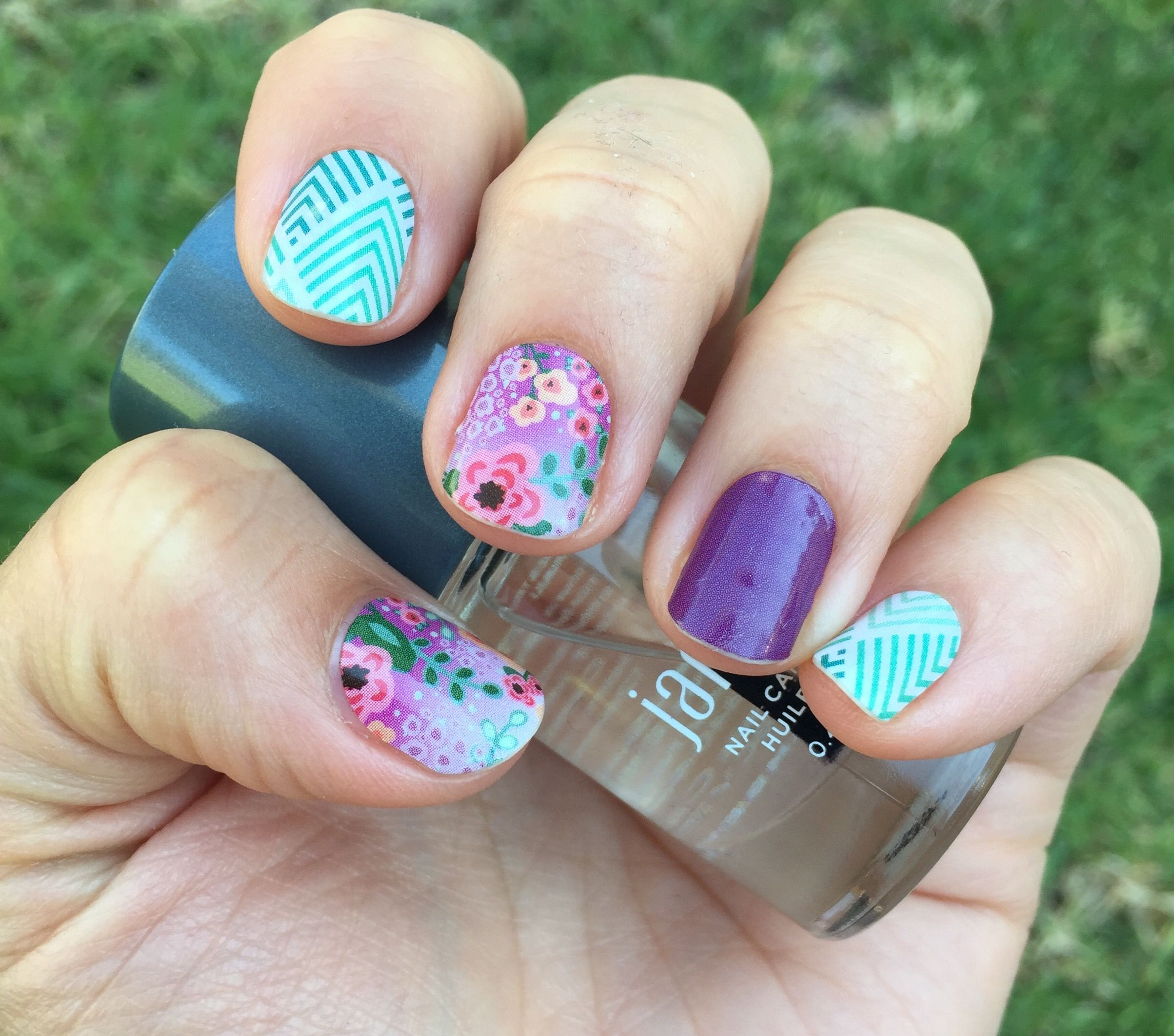 Jamberry 2016 - Ever Glam, Sugar Blooms and Boysenberry | That\'s My ...