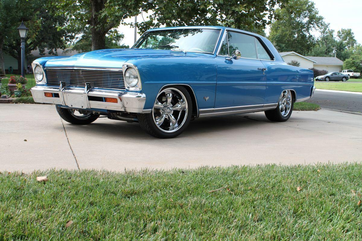 1966 Chevrolet Chevy Ii Nova For Sale Hotrodhotlinecom Hot Rod