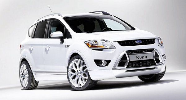 Ford Kuga Suv And Fiesta St Production Variants Coming To Geneva Ford Kuga Car Ford Ford Escape