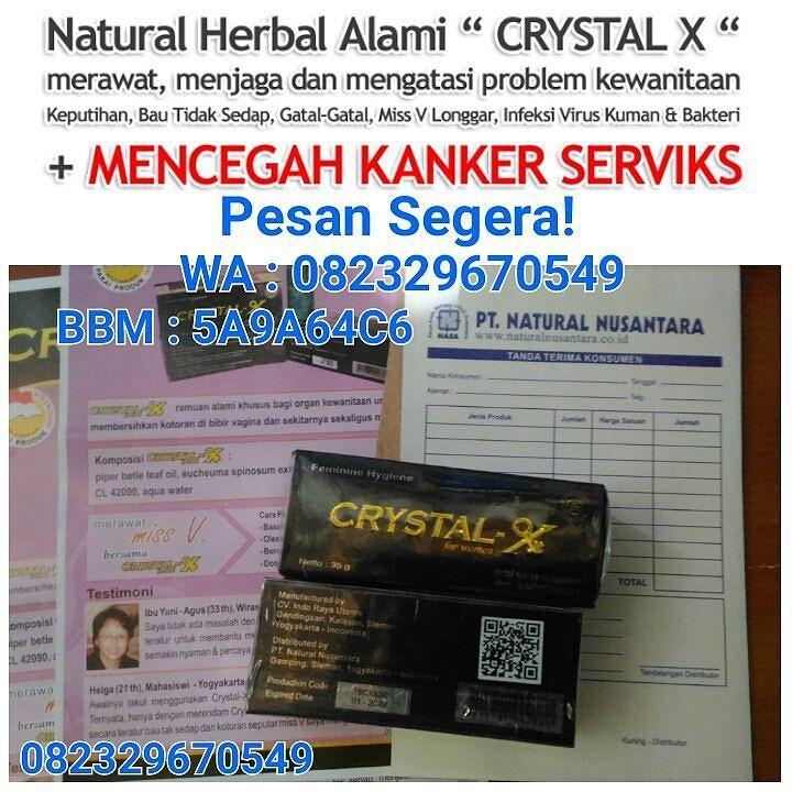Jual Crystal X Asli Nasa Jogja 082329670549 adalah obat