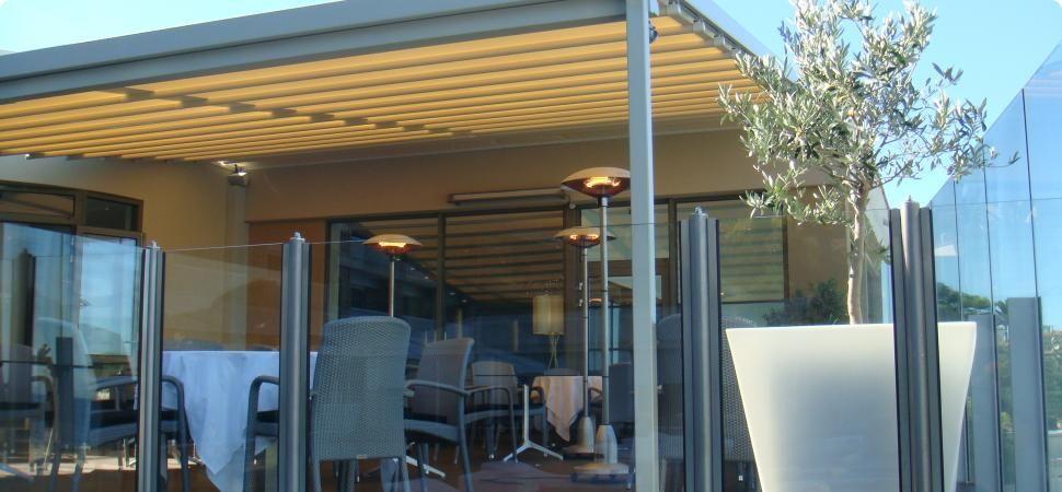 Pergola toile home exterieur terrasse abris jardin espacestores nos abris de terrasses - Toile auvent de terrasse ...