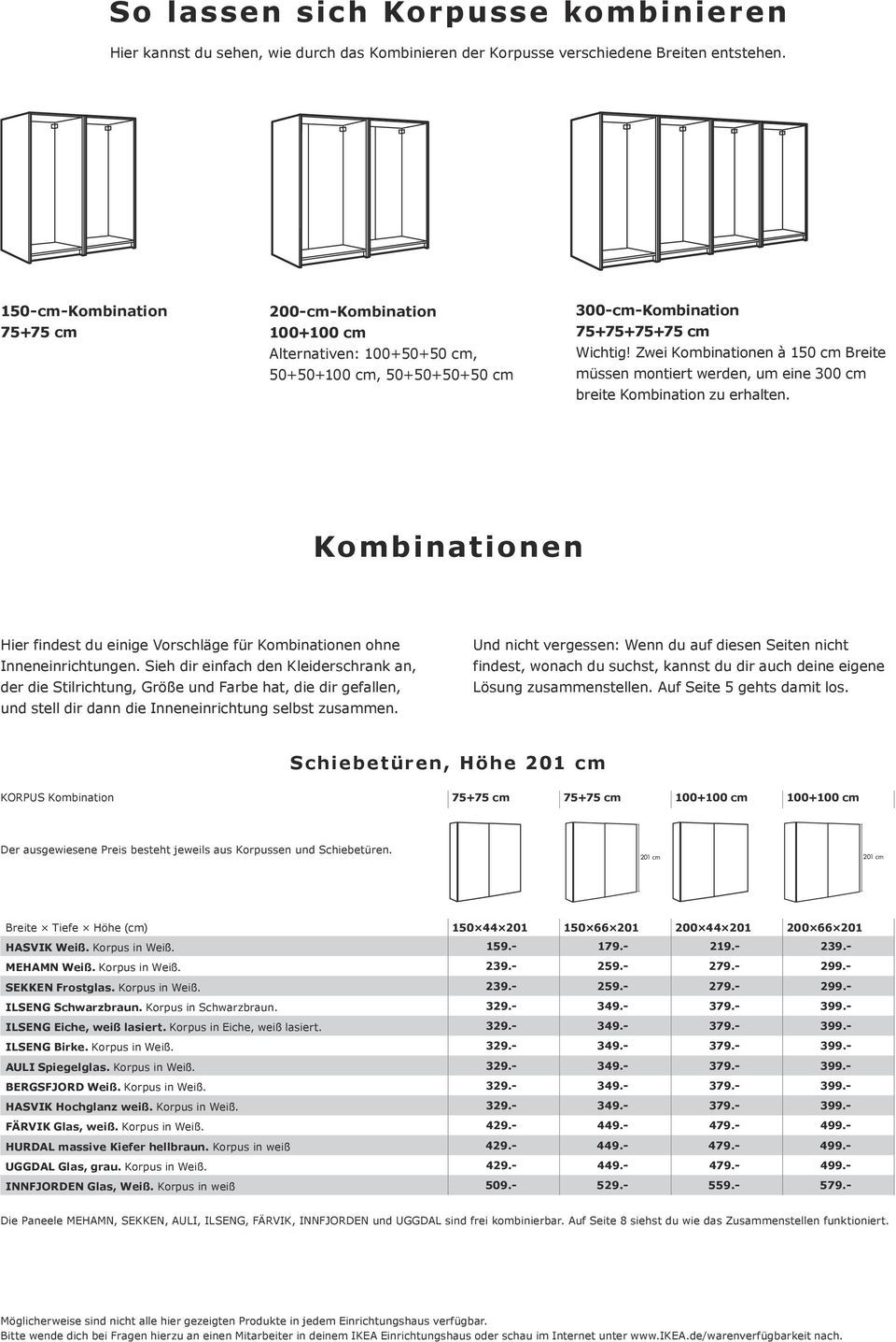 Anspruchsvoll Kleiderschrank 150 Cm Galerie Von Billig Breit Schiebetüren