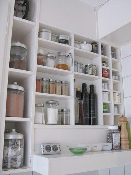 Modernize Your Old Kitchen Without Remodeling | Organization | Pinterest