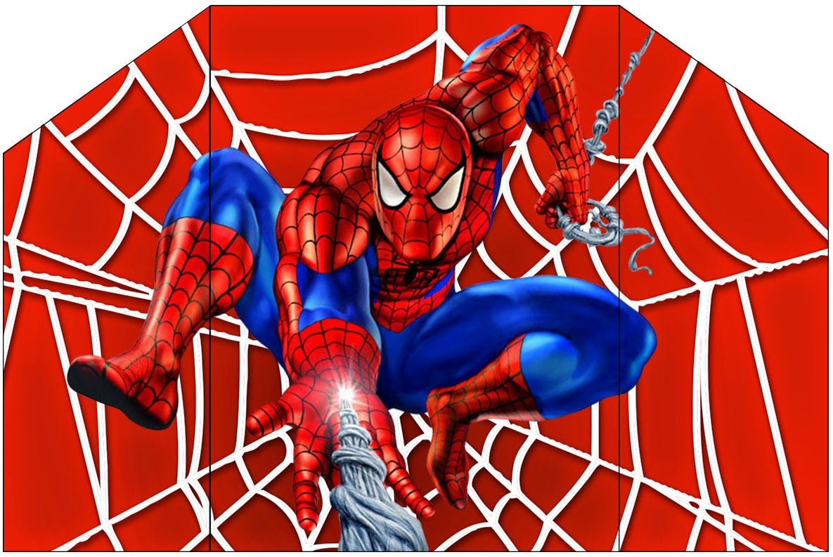 Spiderman Party Invitations Free Download | Samuel\'s 4th Birthday ...