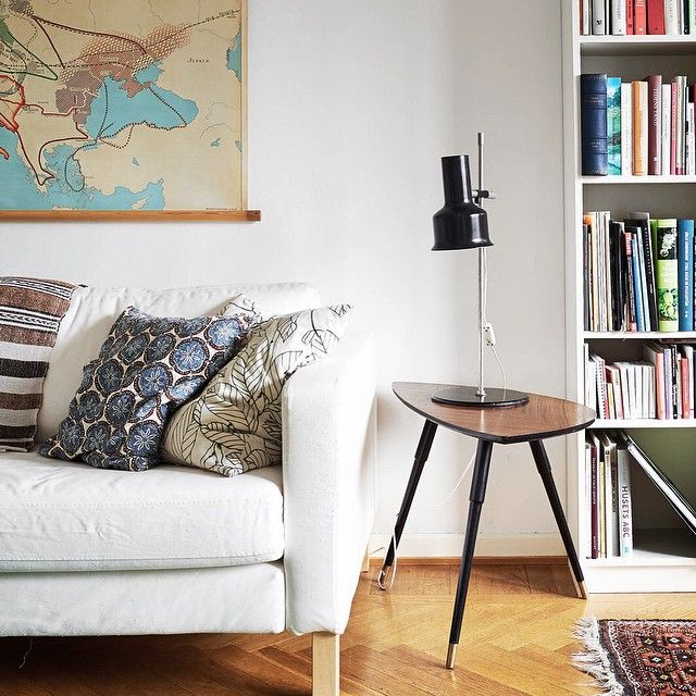Ikea \'Lövbacken\' sidetable @by_ingelaberg | decorating | Pinterest ...