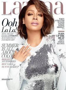 Lala Anthony Graces The Cover of Latina Magazine