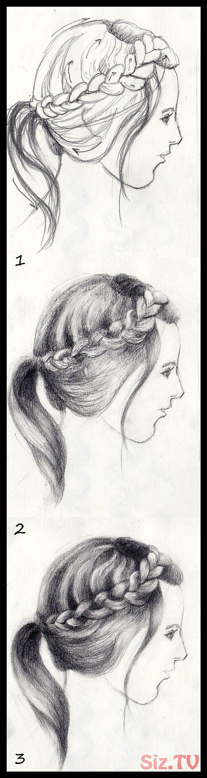 The Artist s Formula for Drawing Any Kind of Hairstyle The Artist s Formula for Drawing Any Kind of Hairstyle Gayl ortiz Save Images Gayl ortiz Waves braids buns whatever...