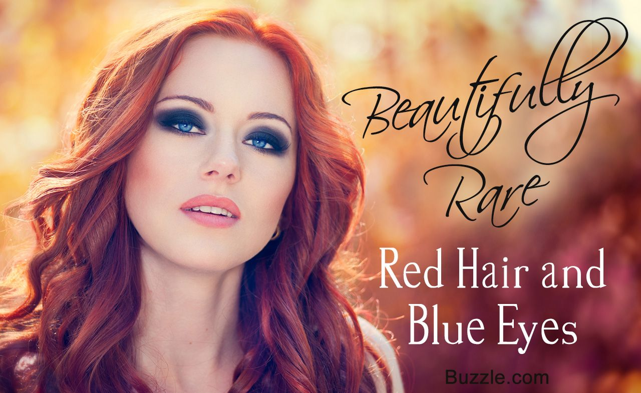 Best Hair Color Ideas Everyone With Blue Eyes Needs To Know Makeup