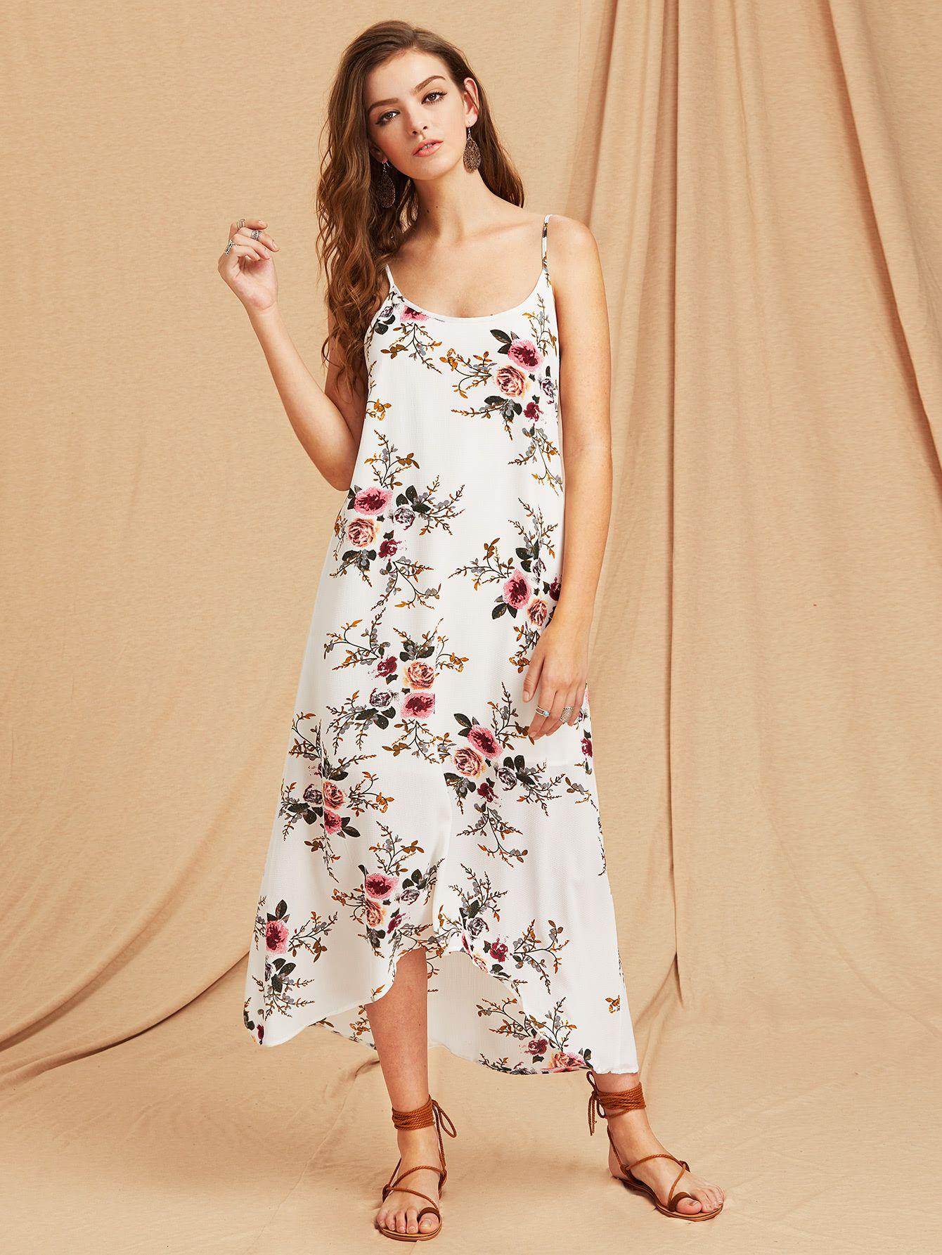 3dbf7adf43ecf ¡Consigue este tipo de vestido informal de SheIn ahora! Haz clic para ver  los
