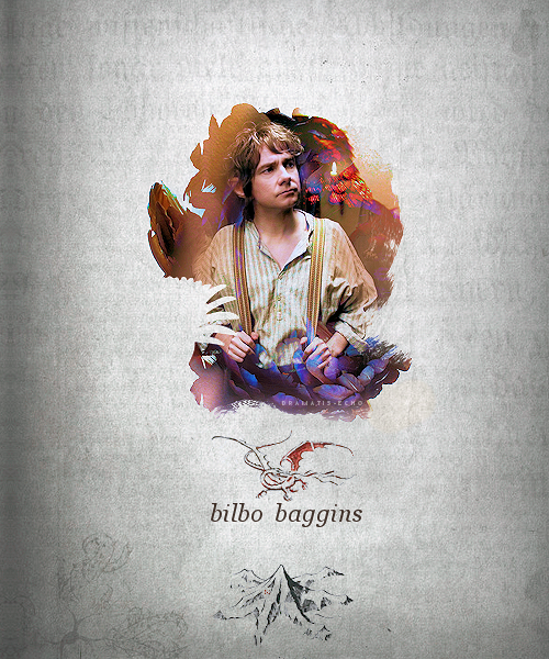 Bilbo Baggins.