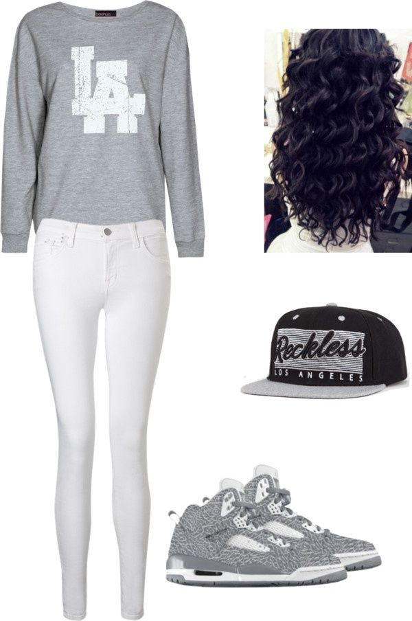 Different shoes Girls with Swag Polyvore | girl swag u0026quot; by charisma-arnold on Polyvore | Teenage ...